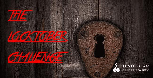 Locktober 2021 Testicular Cancer Society